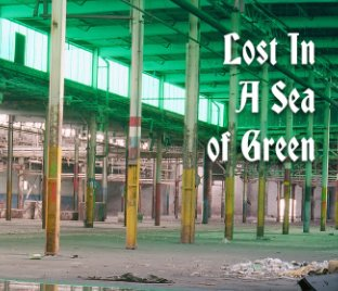 Lost in a Sea of Green book cover