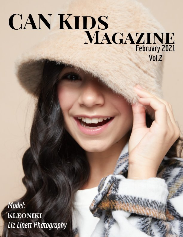 View February 2021 Vol.2 by CAN Kids