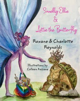 Smelly Ellie and Lottie the Butterfly book cover