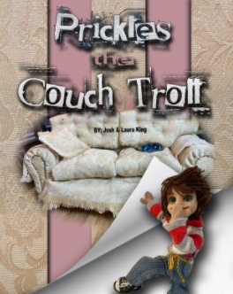prickles the couch troll book cover