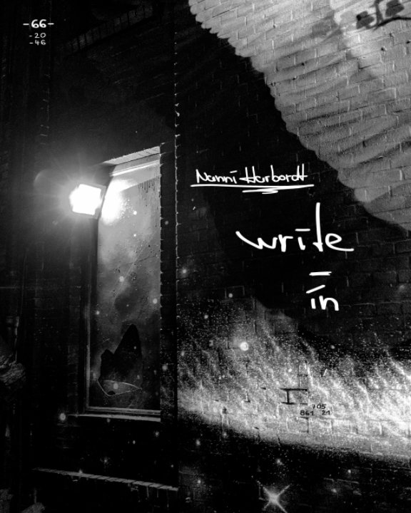 View write-in by Nanni Harbordt