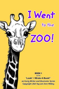 I Went to the Zoo book cover