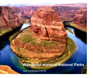 Wonderful World of National Parks book cover