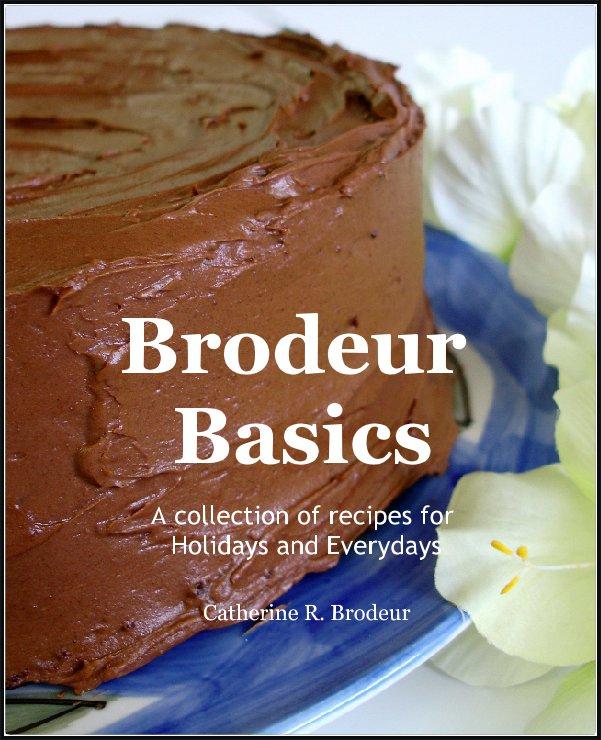 Ver Brodeur Basics por Catherine R. Brodeur