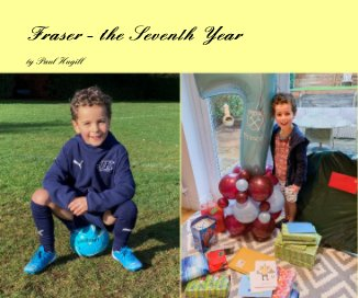 Fraser - the Seventh Year book cover