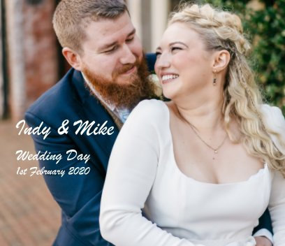 Wedding Day - Indy Abrahams and Mike Alley book cover