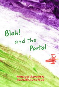 Blah and the Portal book cover
