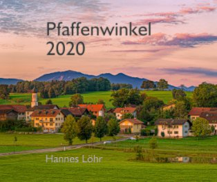 Pfaffenwinkel book cover