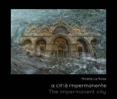 La città impermanente book cover