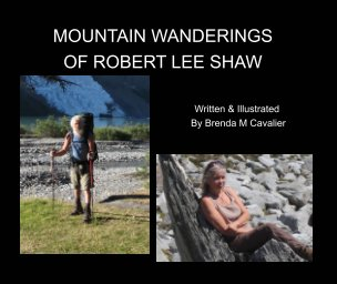 Mountain Wanderings Of Robert Lee Shaw book cover