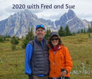2020 with Fred and Sue book cover