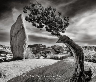 Joshua Tree National Park book cover