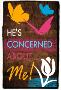 He's Concerned About Me - Blank Journal book cover