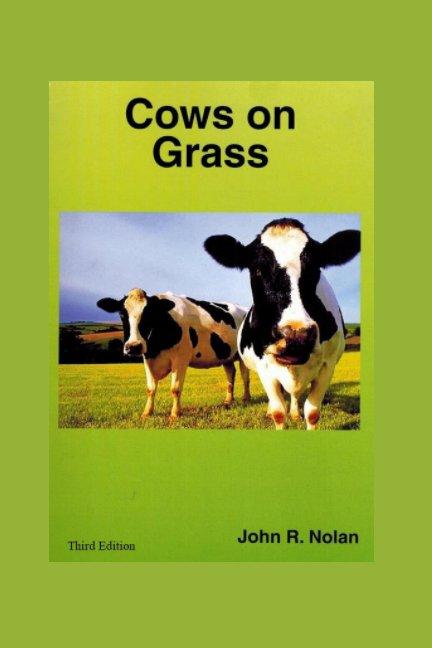Ver Cows On Grass por John R. Nolan