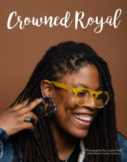 Crowned Royal book cover