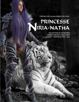 Princess Niria-Natha book cover