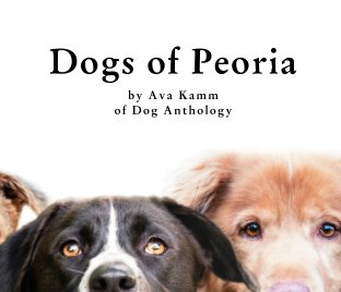 Dogs of Peoria book cover