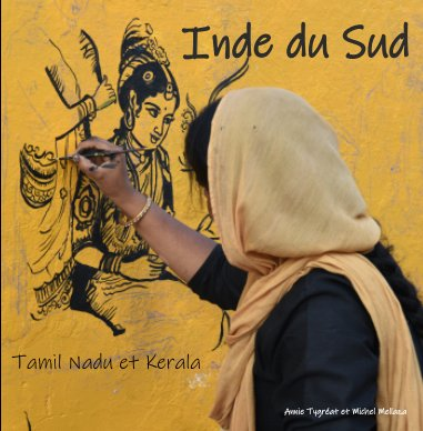 L'inde du sud book cover