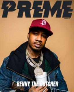 Preme Magazine : Benny The Butcher book cover