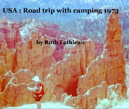 USA : Road trip with camping 1973 book cover