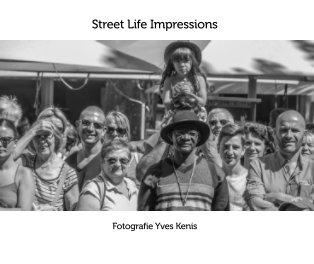 Street Life Impressions book cover
