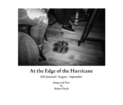 At the Edge of the Hurricane book cover