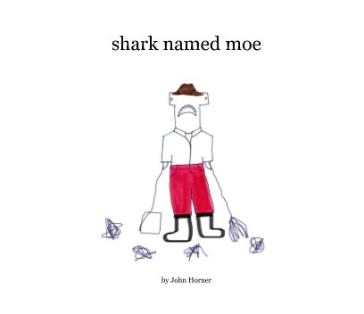 shark named moe book cover