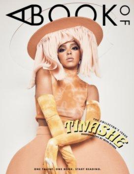 A BOOK OF Tinashe book cover