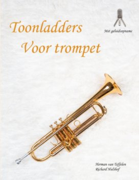 Toonladder Oefenboek Trompet book cover