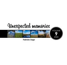 Unexpected memories Volume 9 book cover