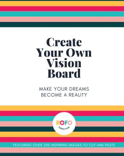 Create Your Own Vision Board book cover