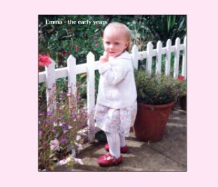 Emma the Early Years book cover