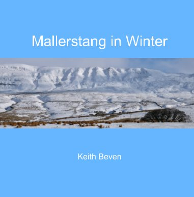 Mallerstang in Winter book cover