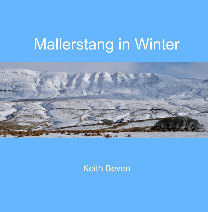 View Mallerstang in Winter by Keith Beven
