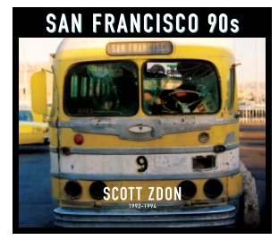 San Francisco 90s book cover