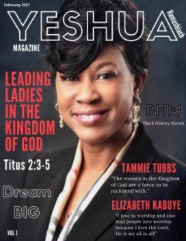 Yeshua Hamashiach Magazine book cover