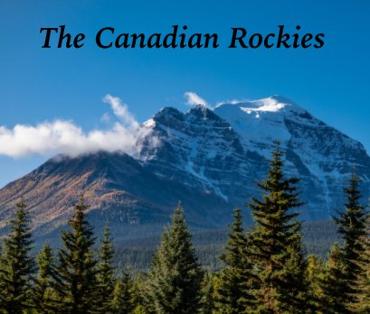 The Canadian Rockies book cover