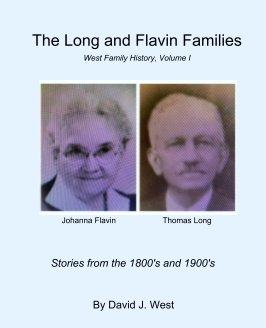 The Long and Flavin Families book cover