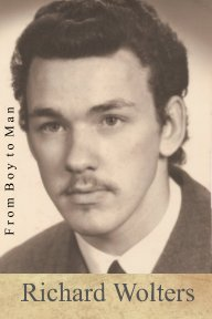 Richard Wolters Memoir book cover
