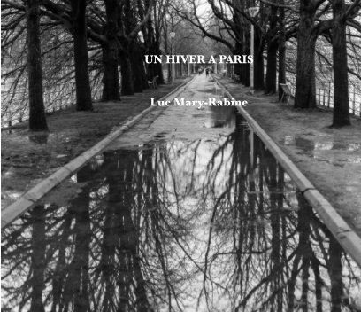 Un hiver à Paris book cover