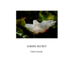 Jardin secret book cover