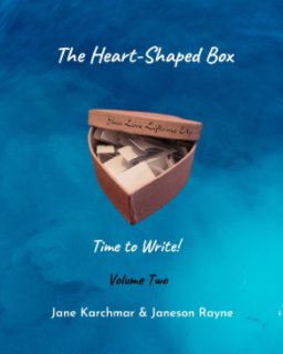 The Heart-Shaped Box—Time to Write! book cover