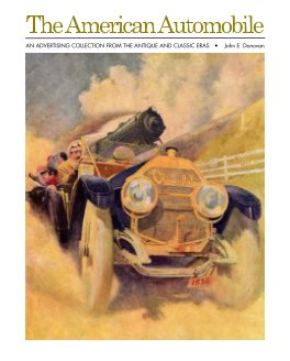 The American Automobile - An Advertising Collection book cover