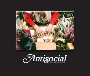Antisocial (2017) book cover