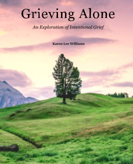 Grieving Alone book cover