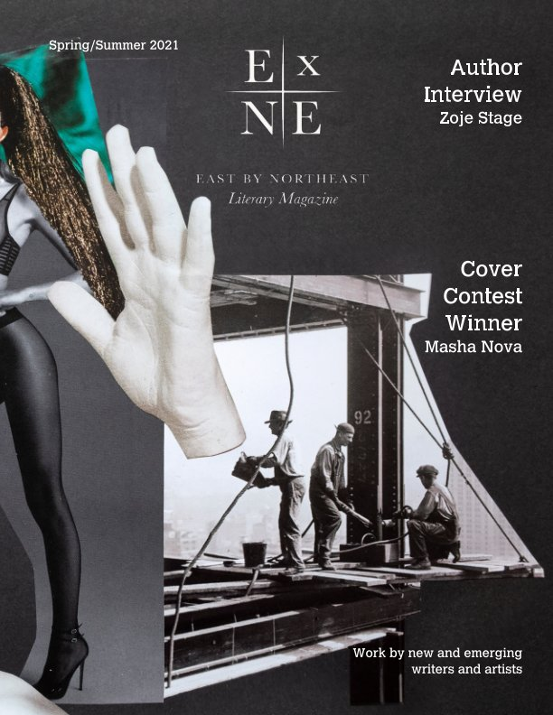 View East by Northeast Literary Magazine by East by Northeast