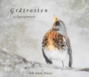 Gråtrosten book cover