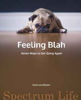 Feeling Blah book cover