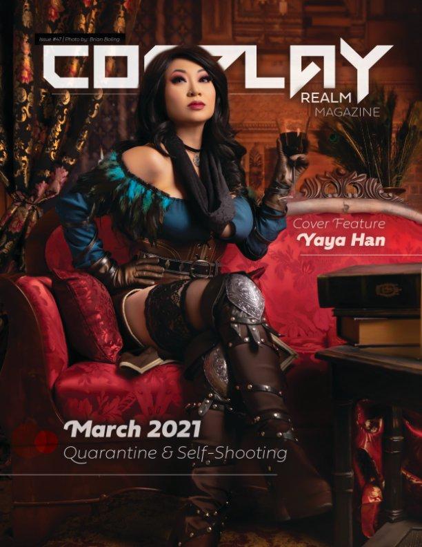 Cosplay Realm Magazine No. 47 nach Emily Rey, Aesthel anzeigen