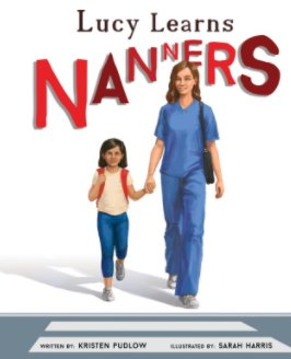Lucy Learns Nanners book cover